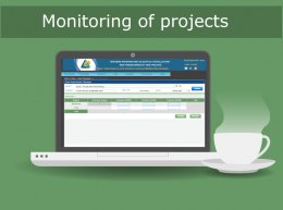 Monitoring of projects